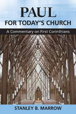 Paul for Today's Church by Stanley B. Marrow