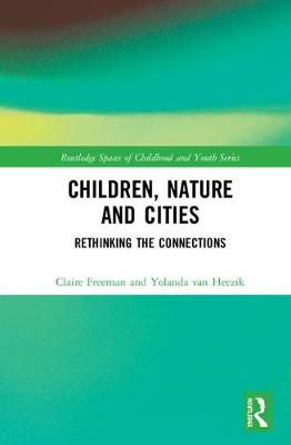 Children, Nature and Cities book