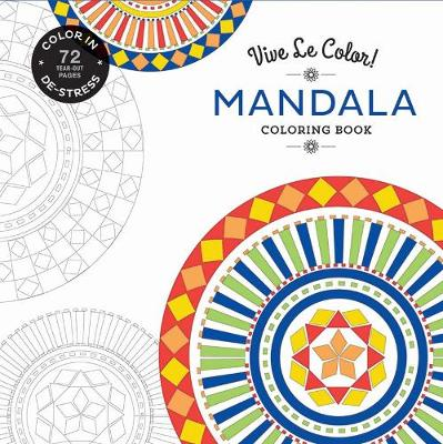 Mandala (Coloring Book) by Abrams Noterie