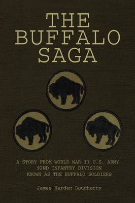 The Buffalo Saga by James Harden Daugherty