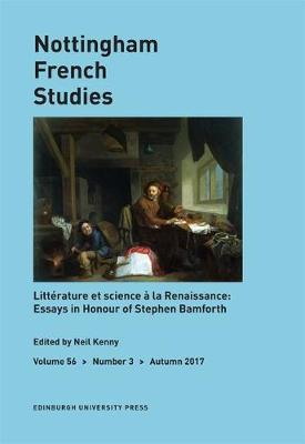 Text, Knowledge, and Wonder in Early Modern France: Essays in Honour of Stephen Bamforth by Neil Kenny
