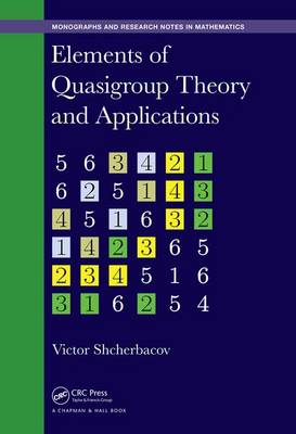 Elements of Quasigroup Theory and Applications book