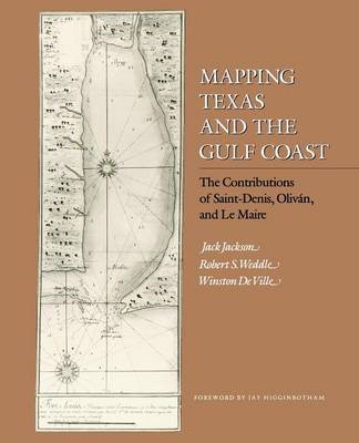 Mapping Texas and the Gulf Coast book