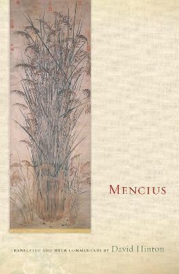 Mencius by David Hinton