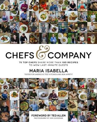 Chefs & Company by Maria Isabella