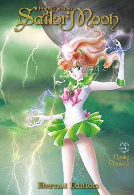 Sailor Moon Eternal Edition 4 book