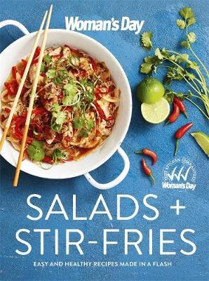 Salads + Stir Fries book