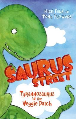 Saurus Street 1 by Nick Falk