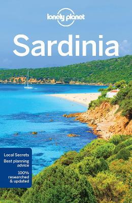 Lonely Planet Sardinia book