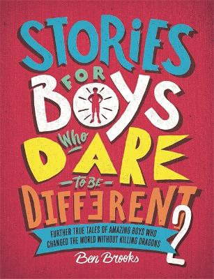Stories for Boys Who Dare to be Different 2 book