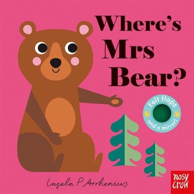 Where's Mrs Bear? book