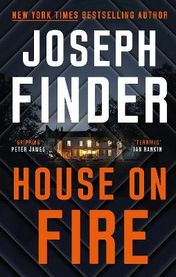 House on Fire book