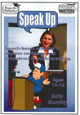 Speak up by Sally Murphy