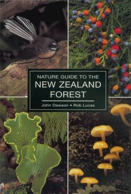 Nature Guide To The NZ Forest book