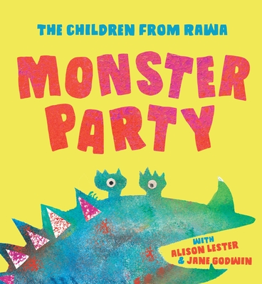 Monster Party by The children of  Rawa Community School