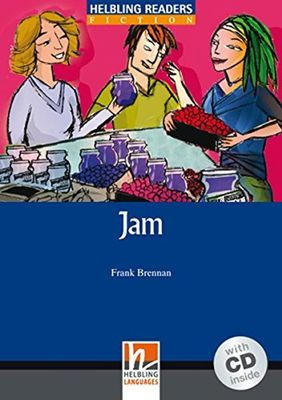 Jam Book and Audio CD- Level 4 by Frank Brennan