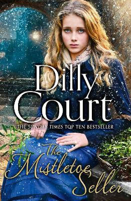 The Mistletoe Seller by Dilly Court
