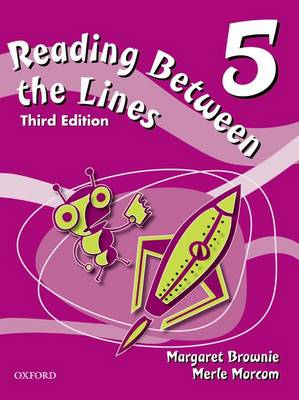 Reading Between the Lines Book 5 by Merle Morcom