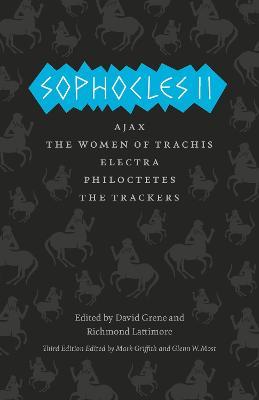 Sophocles II book