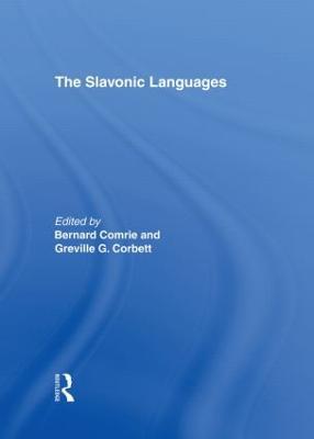 The Slavonic Languages by Professor Greville Corbett
