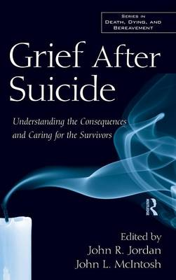 Grief After Suicide by John R. Jordan