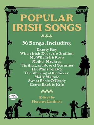 Popular Irish Songs book