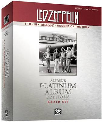 Led Zeppelin Authentic Guitar Tab Edition Boxed Set by Led Zeppelin