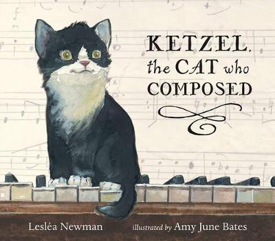 Ketzel, the Cat who Composed by Newman Leslea