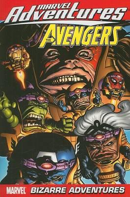 Marvel Adventures the Avengers book
