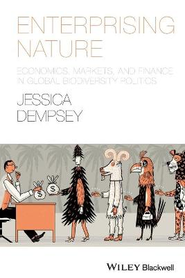 Enterprising Nature by Jessica Dempsey