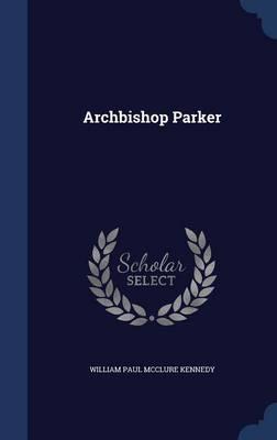 Archbishop Parker book