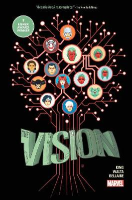 Vision: The Complete Collection book