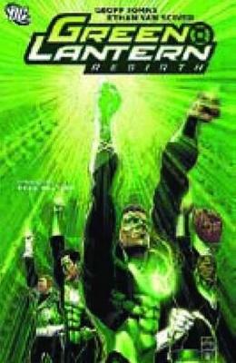 Green Lantern Rebirth TP New Edition book