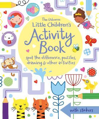 Little Children's Activity Book book