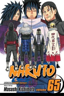 Naruto, Vol. 65 by Masashi Kishimoto
