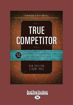 True Competitor by Page, Dan Britton and Jimmy