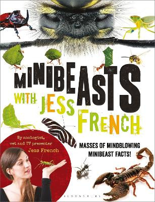 Minibeasts with Jess French by Jess French