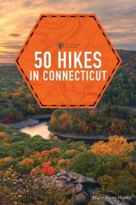 50 Hikes in Connecticut by Mary Anne Hardy