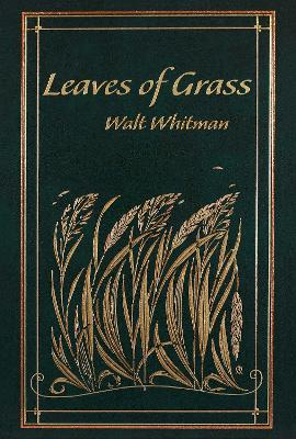 Leaves of Grass book