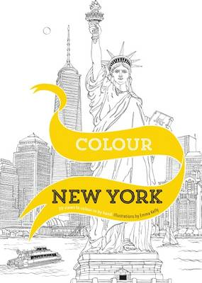 Colour New York book