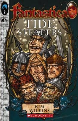 Tide Stealers by Kim Wilkins