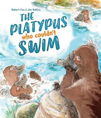 The Platypus Who Couldn't Swim book