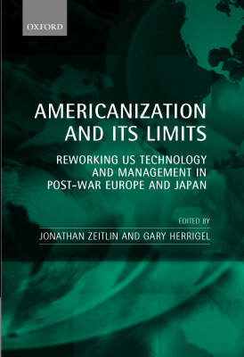 Americanization and its Limits book