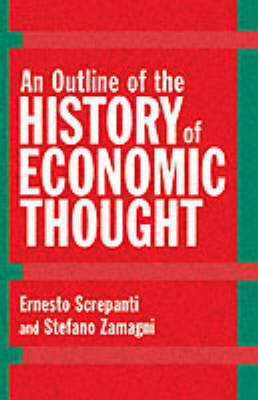 An Outline of the History of Economic Thought by Ernesto Screpanti