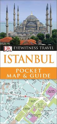 Istanbul Pocket Map and Guide by DK Travel