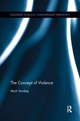 The Concept of Violence book