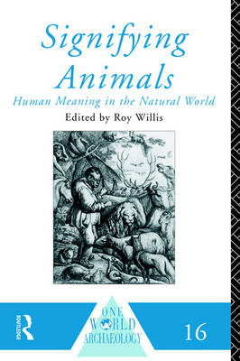 Signifying Animals book