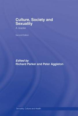 Culture, Society and Sexuality book