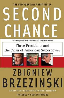 Second Chance book