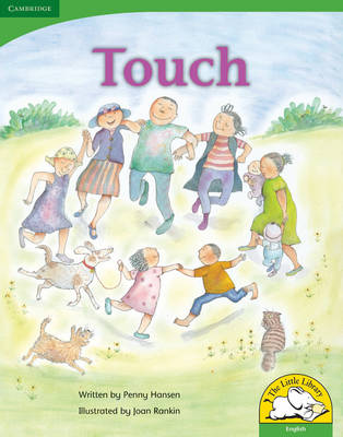 Touch Big Book version Touch Big Book edition by Penny Hansen
